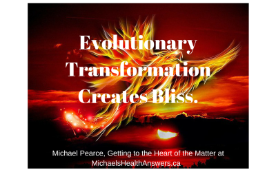 Evolutionary Transformation Creates Bliss