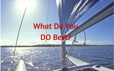 What do You DO Best?